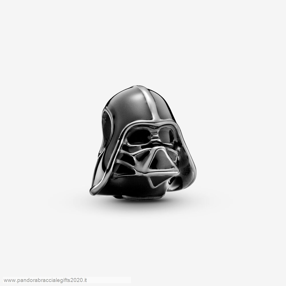 Saldi Pandora Shop Star Wars Darth Vader Charm
